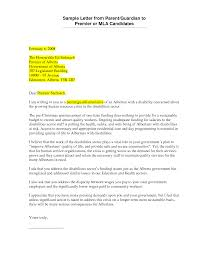 Mla Letter Format Best Business Template