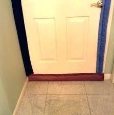 garage door blocker garage door draft blocker door air stopper photo 6 of 8 door air garage door blocker