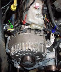 1 sohc v6 engine removal procedure ford explorer and ford ranger altntr jpg