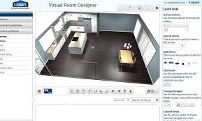 Lowe's Virtual Room Designer