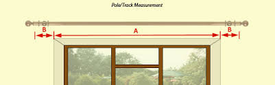 how to measure for curtains step by