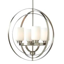 contemporary brushed nickel chandelier medium size of brushed nickelers er with fabric shades antique chain contemporary