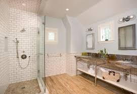 bathrooms with wood floors. Meriam Hill House Traditional-bathroom Bathrooms With Wood Floors E