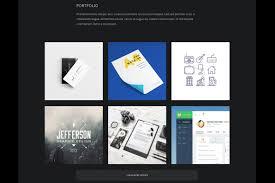 Responsive Wordpress Cv Portfolio Theme Dw Resume