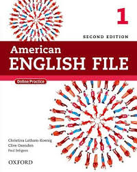 As guidance on pronunciation using the international phonetic alphabet. American English File Second Edition Level 1 Student Book With Online Practice Revised