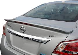 Nissan Altima Spoiler Brake Light Nissan Altima Spoiler Painted In The Factory Paint Code Of