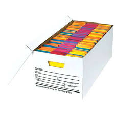 Paper filing boxes Decorative Paper Filing Boxes Everythingdigitalinfo Paper Filing Boxes Navy File Res Everythingdigitalinfo
