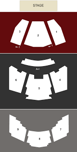 Rio Penn And Teller Seating Chart Penn And Teller Theater Las Vegas Nv Seating Chart