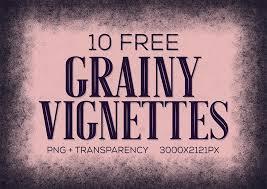Vignette Design 10 Free Grainy Vignette Textures With Png Transparency
