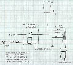bosch 15730 oxygen sensor wiring diagram efcaviation com bosch 4 wire universal o2 sensor instructions at 4 Wire Oxygen Sensor Wiring Diagram