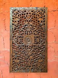 wooden wall decor carved wood wall art