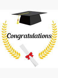 Congratulations For Graduation Congratulations Graduation Greeting Card