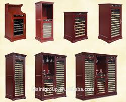 Cabinet With Wine Cooler Wood Wine Cooler Cabinets Roselawnlutheran
