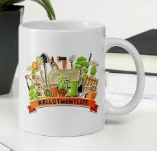 allotment mug allotment life mug