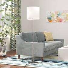 Floor lamps in living room Traditional Quickview Wayfair Floor Lamps On Sale Wayfair