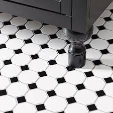 9 Black And White Floor Tile Hobbylobbys Info In Remodel 2