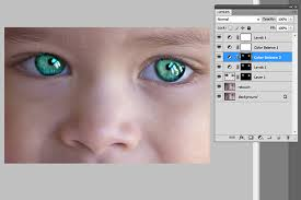 Small Picture How To Change Eye Color In Photoshop Elements 7 10 Steps Coloring