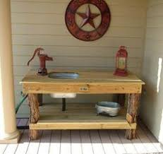 garden sinks. Back Porch Sink!hook Up The Garden Hose And It\u0027s A Backporch Sink. Sinks T