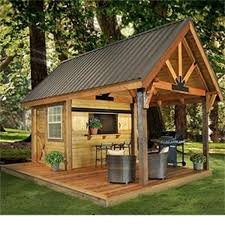 Fine Rustic Pool House Ideas 20 Shed On Pinterest Craftsman Intended Simple Design