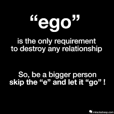 Image result for ego quotes