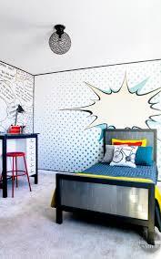 Pop Art Bedroom