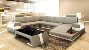 grey leather sectional modern light grey bonded leather sofa grey leather sectional modern