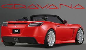 GM Awards Saturn Sky Project to Gravana - Pontiac Solstice Forum