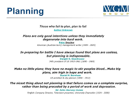 Planning Quotes Best Planning Quotes