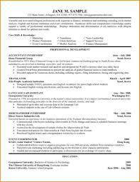 Software Developer Intern Resume Software Engineer Resume
