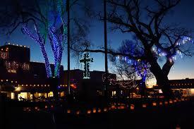 Rio Rancho Light Parade Northern Lights Albuquerque Journal