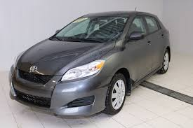 Used 2014 Toyota Matrix DÉMARREUR À DISTANCE in St-Georges - Used ...