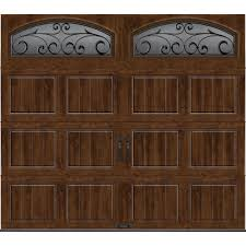 garage doors home depotClopay Gallery Collection 8 ftx7 ft 184 RValue Intellicore