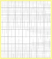 Excel Graph Paper Template Download Free Downloadable Semi