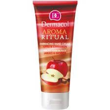 Dermacol Aroma Ritual Hřejivý Krém Na Ruce Jablko A Skořice 100 Ml