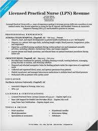 Lpn Resume Templates Fascinating 48 Lpn Resume Examples Format Best Resume Templates