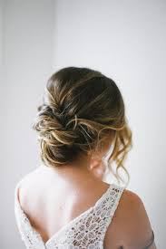 Hairstyles For Bridesmaids 42 Wonderful 24 Trendy And Chic Messy Wedding Hairstyles Weddingomania