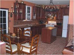 Exposed Brick Kitchen Brick Kitchen Backsplash Kitchen With Gorgeous Brick Backsplash