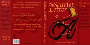 Scarlet Letter Book Cover The Scarlet Letter Cover Journalinvestmentgroup Com