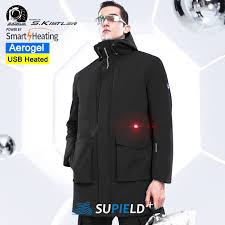 Youpin <b>SUPIELD Aerogel Cold</b> Suit Electric Heated Clothing Cold ...