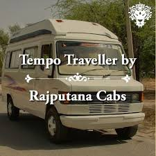 hire tempo traveller in ajmer from
