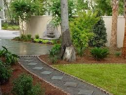 backyard walkway ideas landscaping