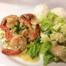 suppa garlic shrimp