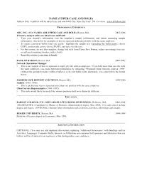 Resume Sample Objective Employer resume Objective For Marketing Resume 53