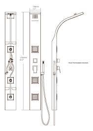 Shower Stall Plumbing Diagram | Wpyzinfo