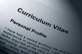Curriculum Vitae Writer Do Literary Agents Want To See A Cv