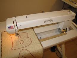 Bailey's Home Quilter Pro 20EHP<br>With Enhanced Lighting Kit & Bailey's Ultra 20E in Bailey's NEW Sit Down Table Adamdwight.com