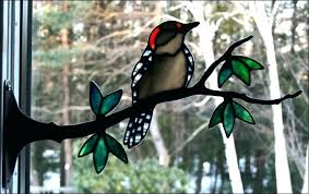 stained glass pattern bird birds on a wire purple finches with berries single finch australian patterns