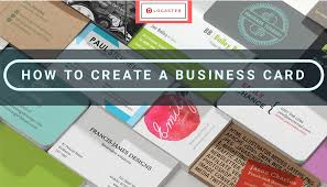 How To Make A Business Card Online