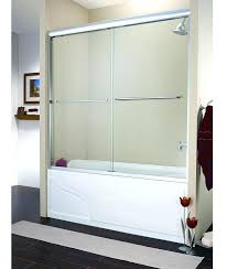 bathroom semi frosted sliding glass door shower booth bathroom semi frosted sliding glass door shower booth