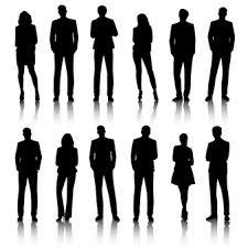 architecture people. UI Illustration Business People Concept Architecture People